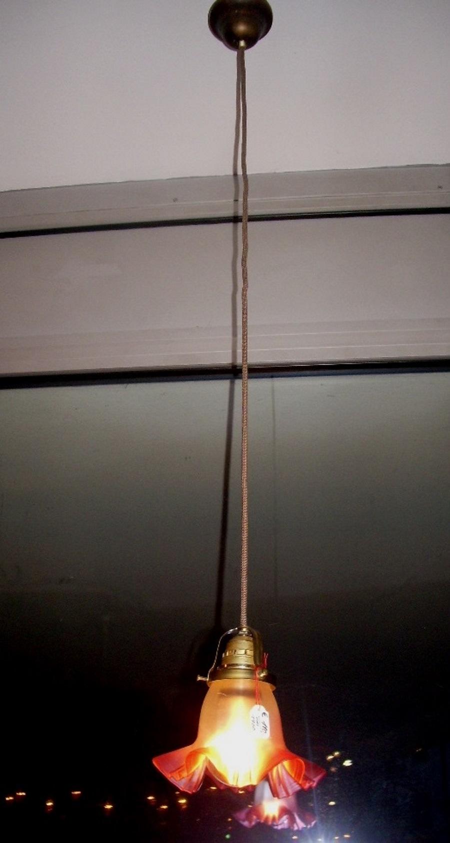 L ster und lampen jugendstil lampe for Lampen n und l