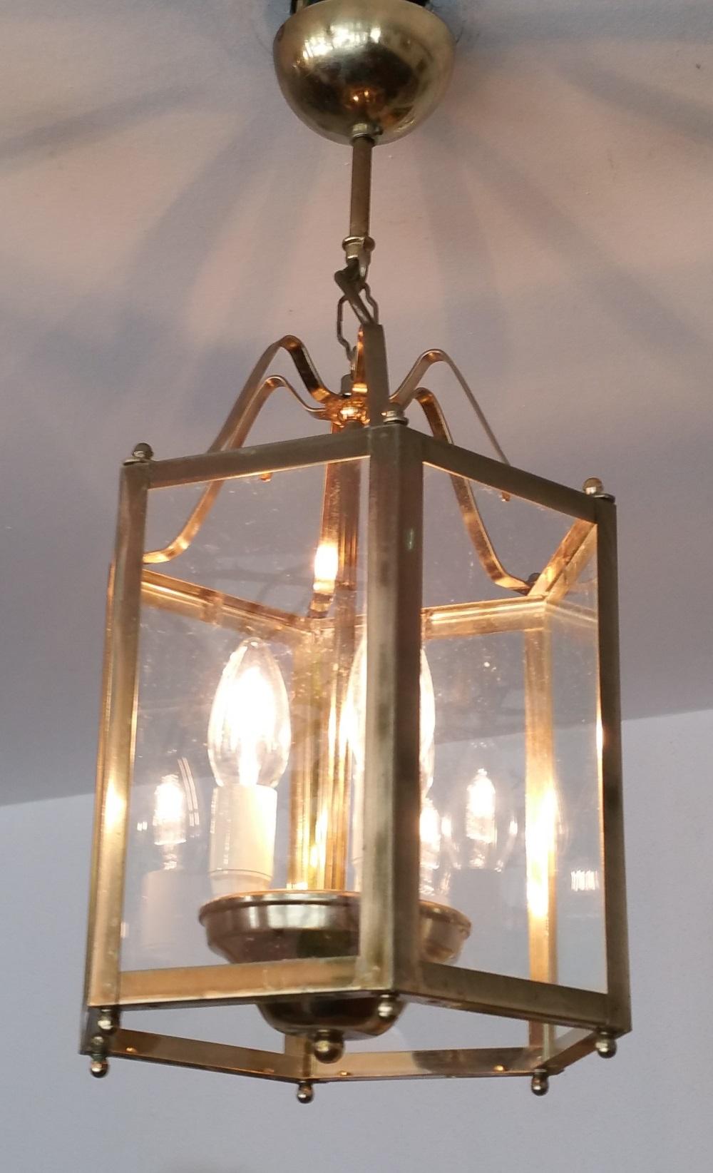 Lüster und Lampen : Art Deco Lampe