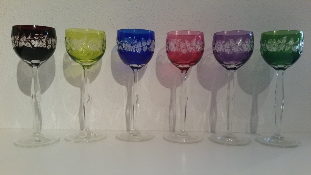 Römergläser porzellan glas keramik römergläser